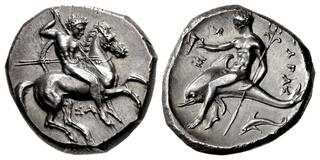 Picture 1 of a sold Stater - Sa-, A- and S-