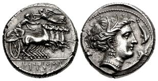 Picture 1 of a sold Tetradrachm