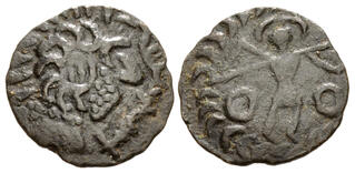 Picture 1 of a sold 1 Denarius (Circle; circle)