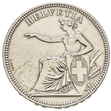 Picture 1 of a sold 5 Francs (Solothurn Shooting Festival)