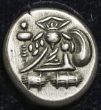 "Picture 1 of a sold Mameitagin ""Kyōhō Mameitagin"" (Double Daikoku)"